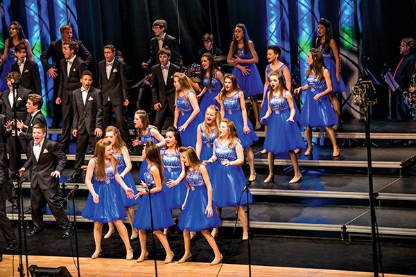 show choir risers