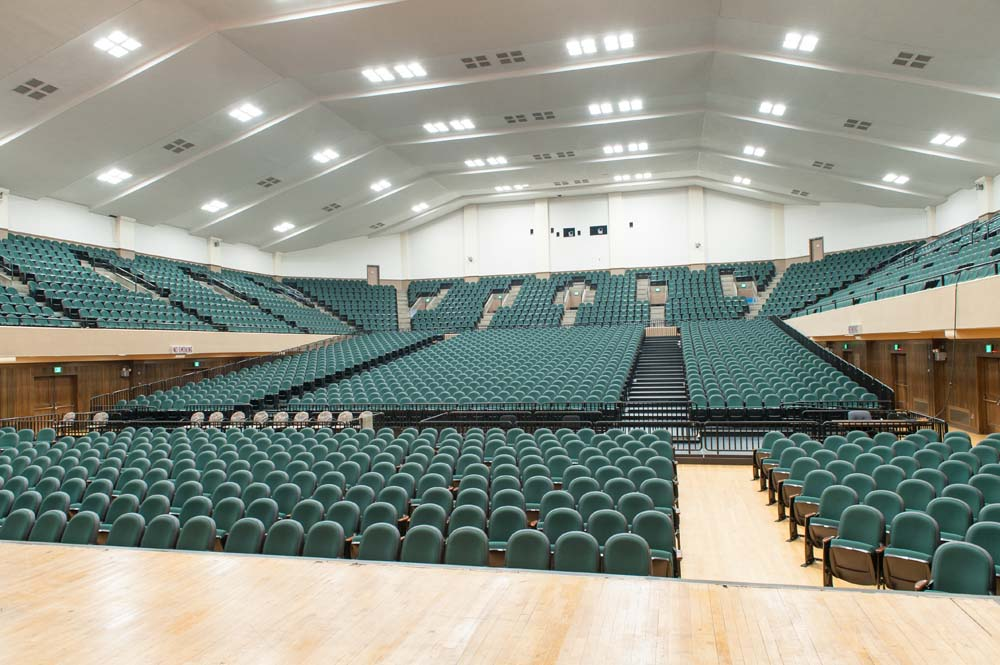 Michigan State University Fairchild Auditorium