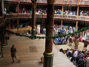William Shakespeare's Globe Theatre