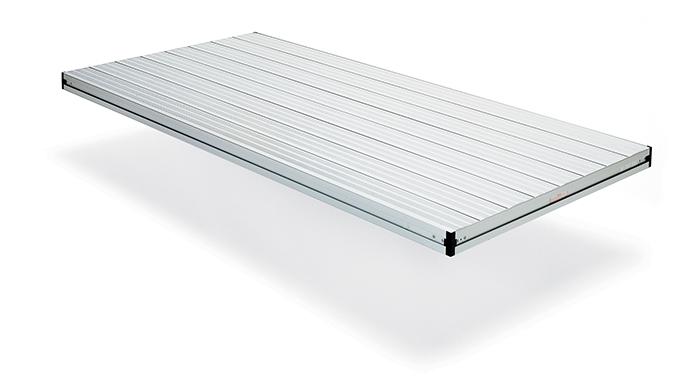 Aluminum Frame Stage Deck