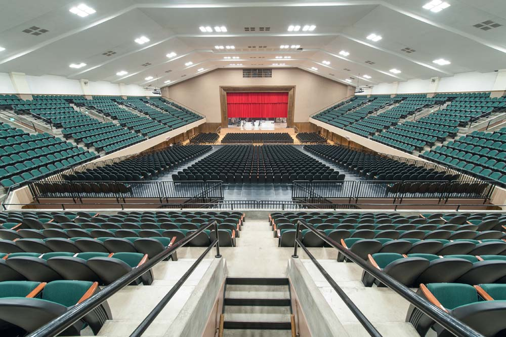 Michigan State University Fairchild Auditorium