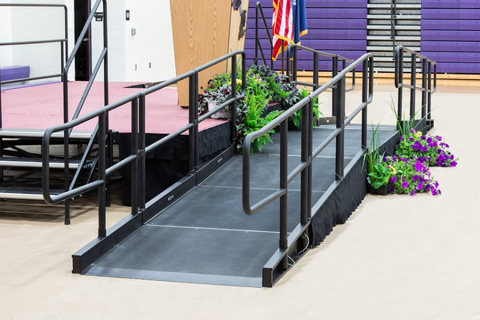 Access Ramp Stageright