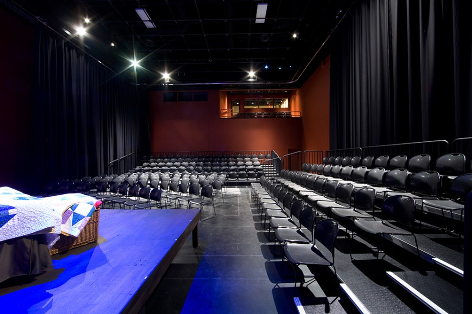 Black Box Theater Seating Risers Portable Theater