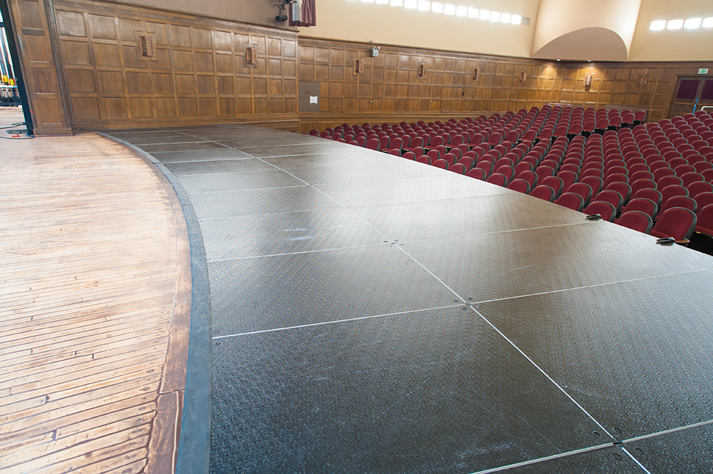 stage extension