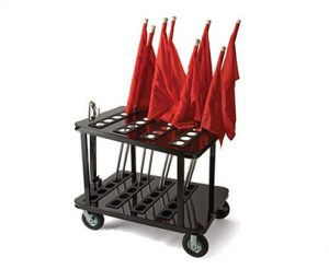 Marching Band Cart