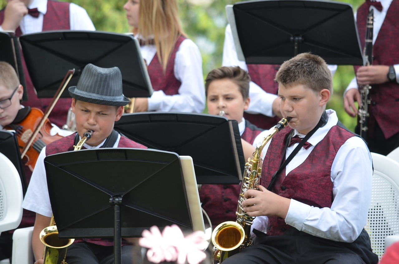 5 Reasons Why Marching Band is Good for Your Future