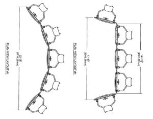 acoustic shell layouts