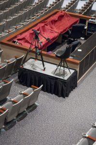 church camera platform