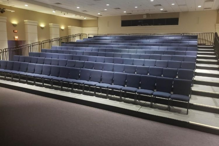 seating risers